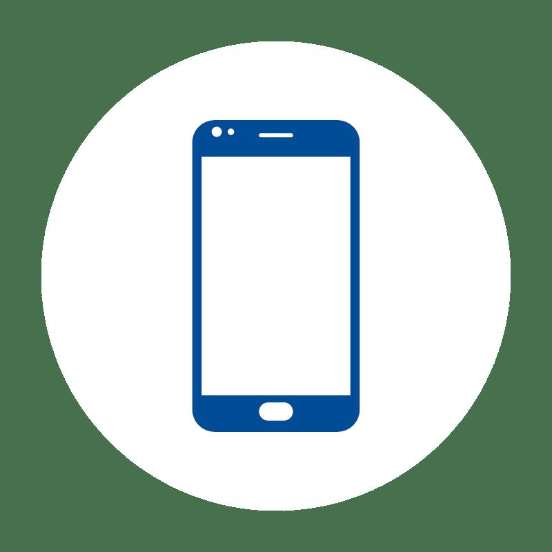 Smartphone icon, Software, Kassen-Software, Kassensoftware, GastroSoft