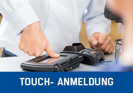 Touch-Anmeldung-Add-On